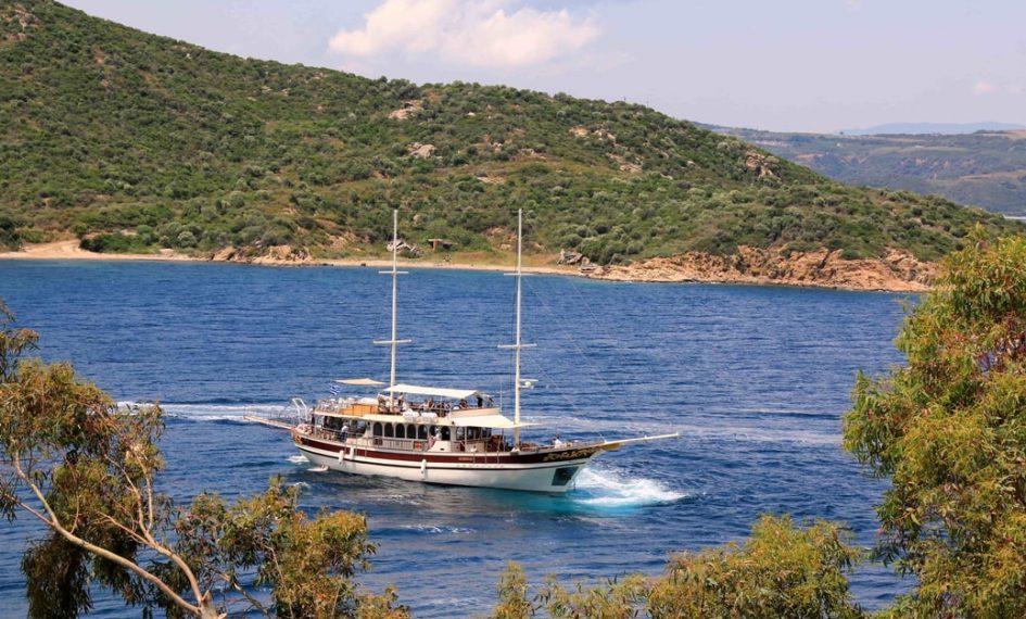 Ammouliani – o insulă mică, o vacanță perfectă