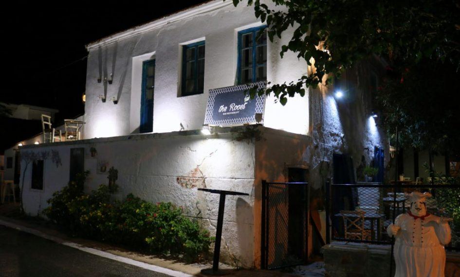 Restaurant The Roost din Ammouliani - Ammouliani