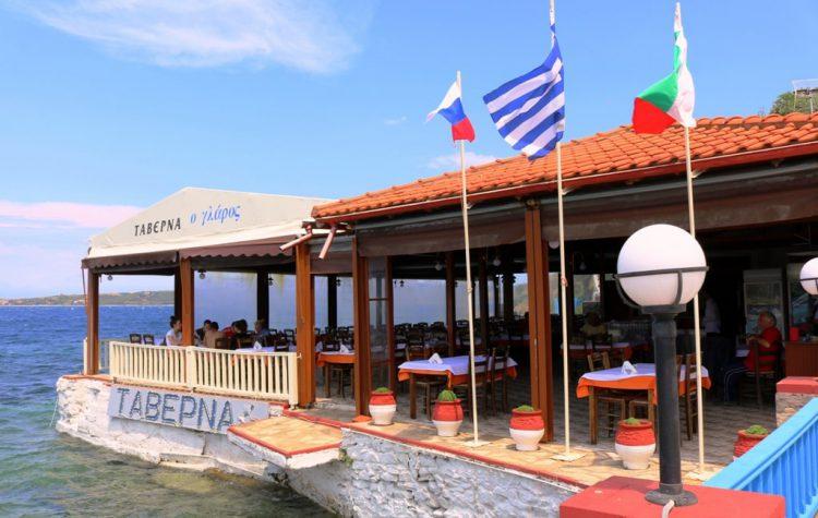 Taverna Glaros din Ammouliani - Ammouliani.ro