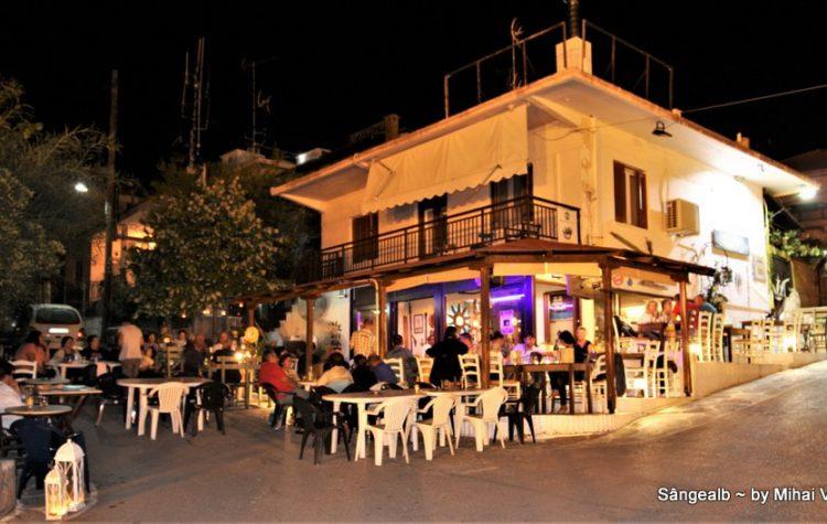 Taverna To Pareaki tou Pineza din Ammouliani - Ammouliani.ro